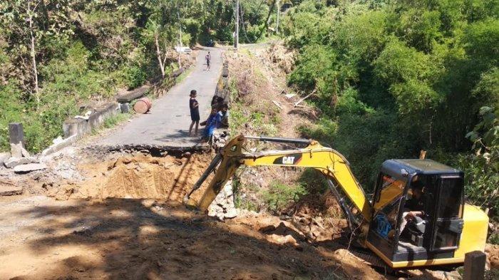Dinas PUTR Buleleng Bangun Tiga Jembatan Dengan Anggaran Rp 14 Miliar, Ditargetkan Rampung November