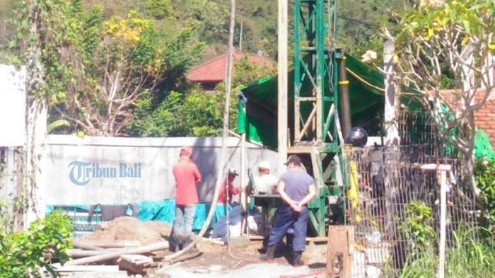 Kecamatan Dawan Kekurangan Kapasitas Air Bersih, PDAM Klungkung Usulkan Pembangunan 3 Sumur Bor