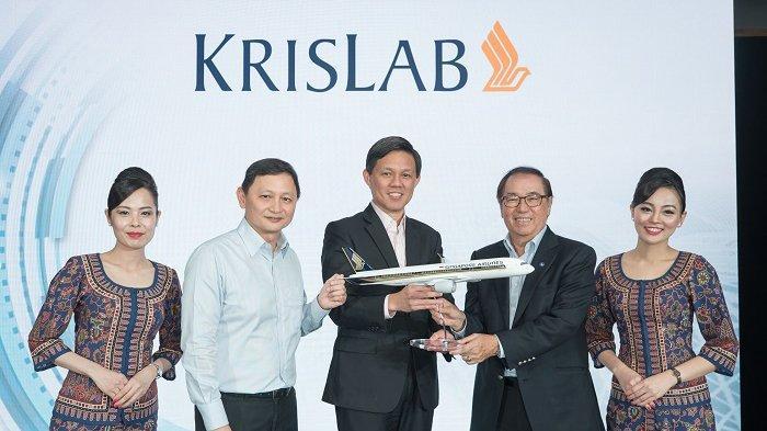 Sebagai Upaya Jadi Maskapai Digital Terkemuka, Singapore Airlines Buka Laboratorium Inovasi Digital