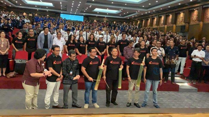 """Pameran """"Kampung Kompeten"""", Rangkaian HUT Ke-232 Kota Denpasar"""