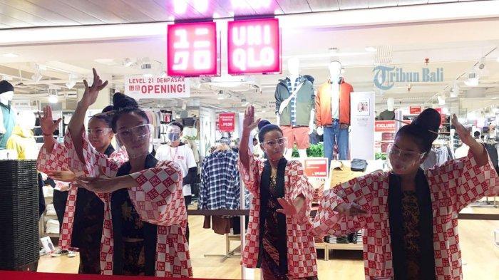 BREAKING NEWS: Grand Opening UNIQLO di Level 21 Mall Denpasar, Antrean Mulai 2 Jam Sebelum Buka