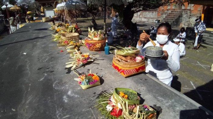 Pengempon Pura Jagatnatha Denpasar Sebut Pamedek Sudah Pahami Aturan, Dian: Yang Penting Niat Tulus