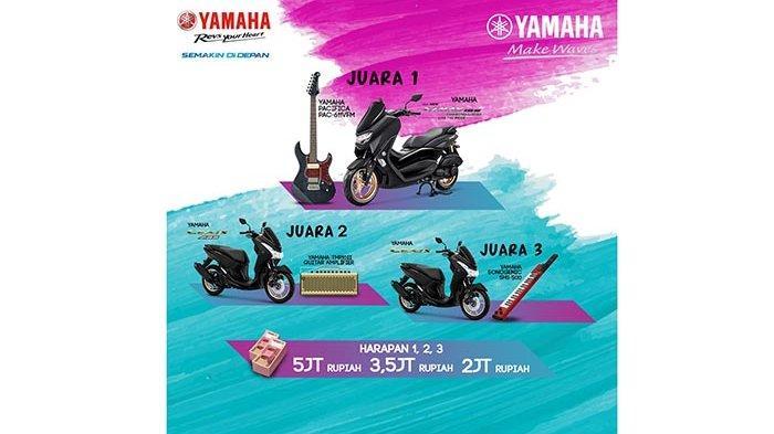 Ini Pemenang NMAX Jingle Competition 2020 Pilihan Yamaha Bersama Yovie Widianto, Kamu Salah Satunya?