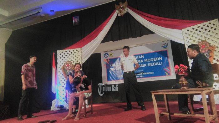 Peringati Hardiknas 2019, 16 SMA/SMK Ikuti Lomba Drama Modern