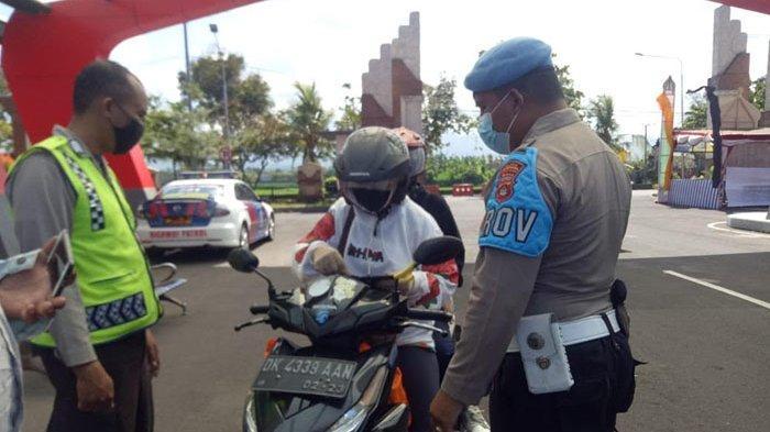 Setelah Ditemukan yang Palsu, Polisi di Jembrana Periksa Ketat Surat Rapid Test Antigen PPDN