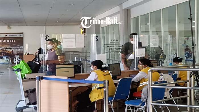 Syarat Masuk Bali Bisa Rapid Antigen, Trafik Penumpang di Bandara Ngurah Rai Naik Hingga 15 Persen
