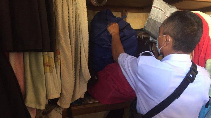 Wisma Hunian Lapas Kelas II A Kerobokan Bali di Geledah, Ditemukan Banyak Barang Terlarang