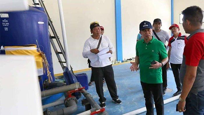 Berupaya Atasi Kesulitan Air di Nusa Penida Dengan Teknologi SWRO