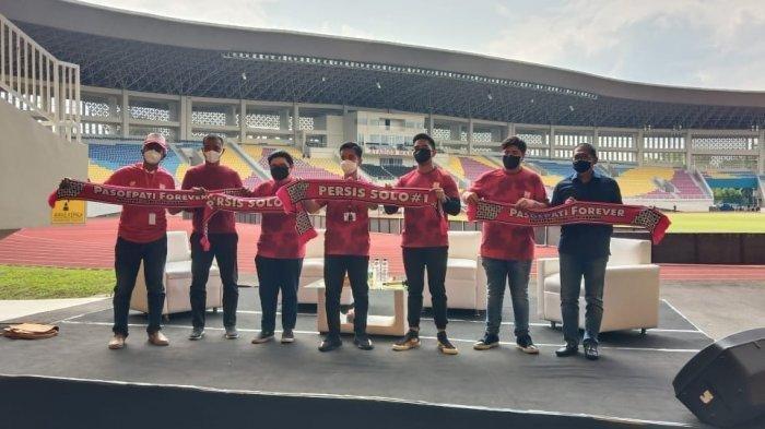 Agus Nova Puji Manajemen Persis Solo, Siap Gass Bersama Klub Anak Presiden di Liga 2 Indonesia