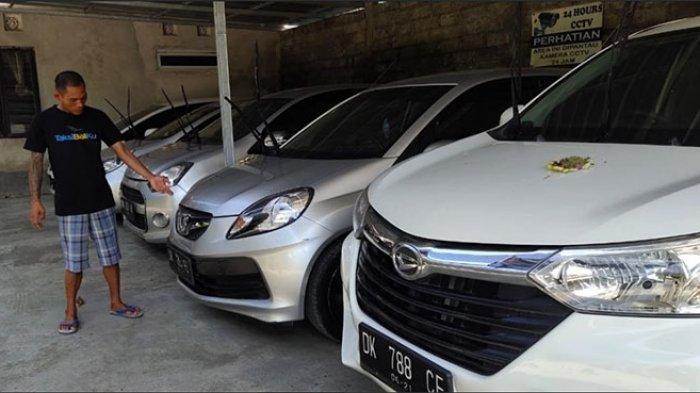 Semenjak Pandemi, Pemilik Rental Mobil di Denpasar Akui Alami Penurunan Pendapatan