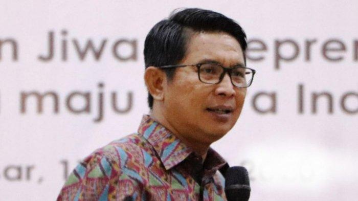 Tindaklanjuti SE Gubernur Nomor 04 Tahun 2021, Pemkab Badung Sosialisasikan Penggunaan Kain Endek