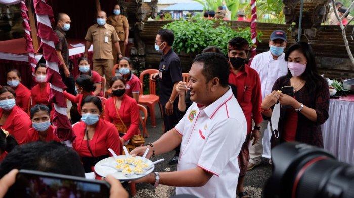 Manfaatkan Potensi Lokal, Pemkab Gianyar Berdayakan Kuliner Lokal Desa