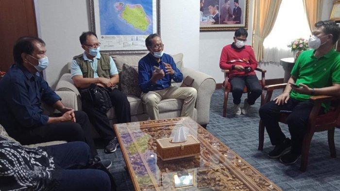 Pemkab Klungkung Berharap MSP Unwar Bantu Kajian Akademis Pengembangan TOSS