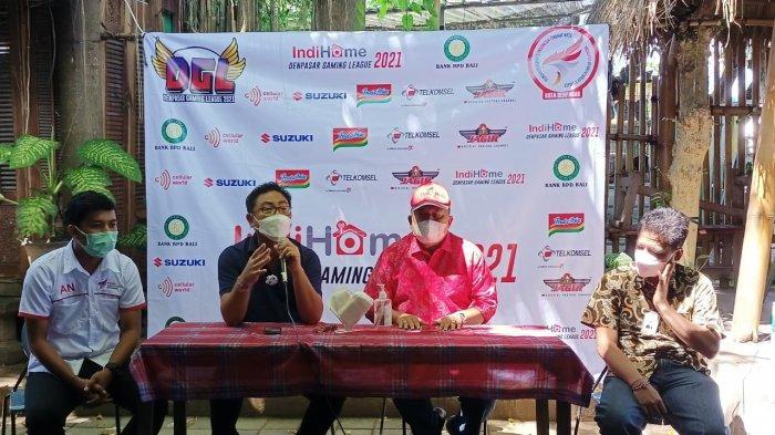 Pemkot Denpasar Support ESI Denpasar Gelar 'Denpasar Gaming League 2021'