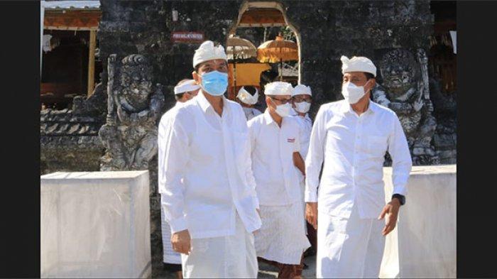 Pemprov Bali Laksanakan Upacara Ngrastiti Bhakti, Memohon Agar Pandemi Covid-19 Segera Berakhir