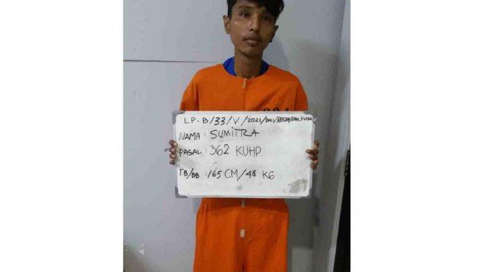 Pemuda Curi Kartu ATM di Kuta Badung, Kuras Uang Rp 24 Juta Milik Korbannya
