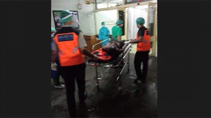 Dalam Kondisi Mabuk, Seorang Pemuda Hilang Kendali Saat Melaju di By Pass Ngurah Rai Denpasar