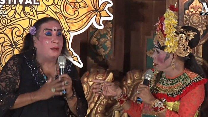 Hibur Masyarakat, Denbondres Tampil Live Streaming di Denpasar Festival Saat Pandemi Covid-19