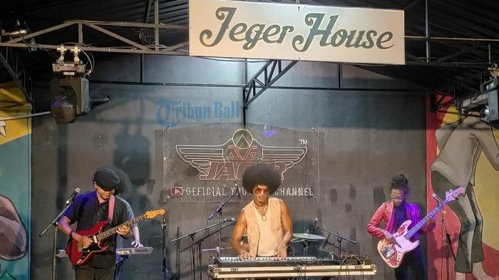 Asah Kreativitas Musisi di Bali, Jeger House Adakan Kegiatan Pertunjukan Musik