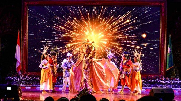 Teater Sastra Welang dan Komunitas Seni Manuaba Pentaskan Taman Samaya