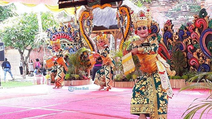 52 Kelompok tari di Denpasar Ikuti Festival Legong Lasem, Ibu dari Tarian Bali