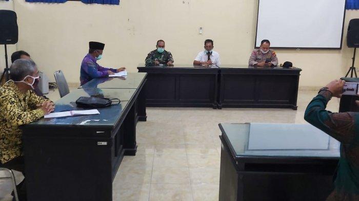 Pemerintah dan FKUB Jembrana Sepakat Salat Idul Fitri Dilaksanakan di Rumah Masing-masing