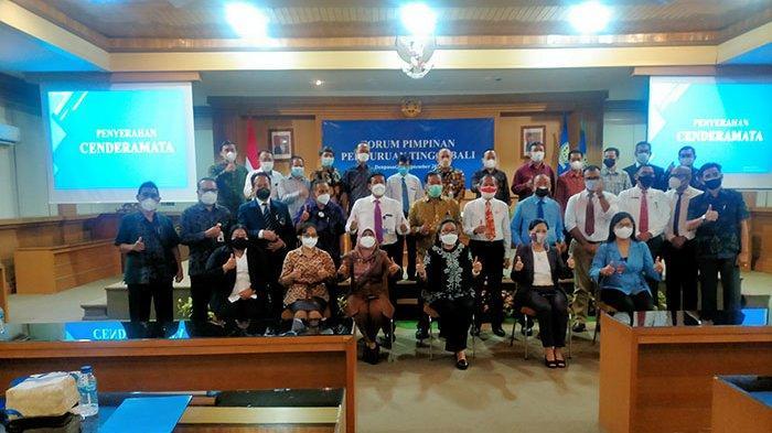 Bangun SDM yang Lebih Berkualitas, Unud Adakan MoU dengan Seluruh Perguruan Tinggi di Bali