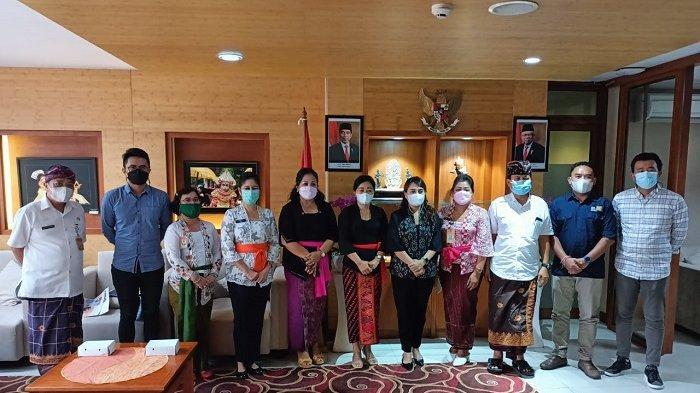 Tingkatkan SDM dan Industri Kreatif, Pemkot Denpasar Jalin Kerja Sama dengan IDB Bali