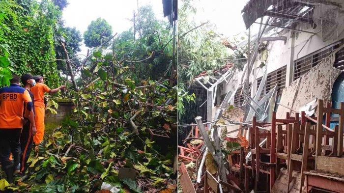 Hari Ini Disdikpora Akan Lakukan Pengecekan Lebih Detail Terkait Kerusakan SD 2 Sempidi Badung