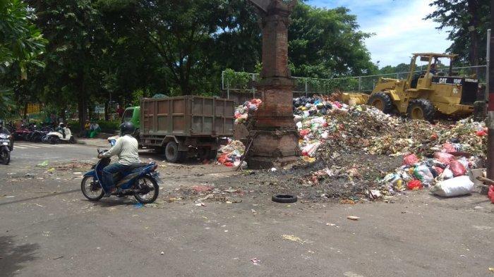 DLHK Denpasar Bali Kekurangan Alat Berat untuk Tangani Sampah, Saat Ini Hanya Miliki 2 Alat Berat