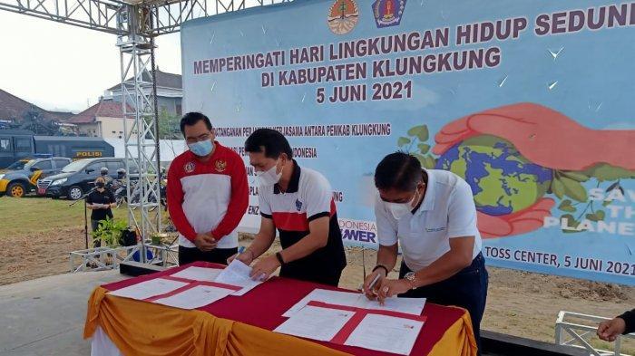 Mayora Group Dukung APSI Dalam Penanganan Sampah Plastik di Klungkung