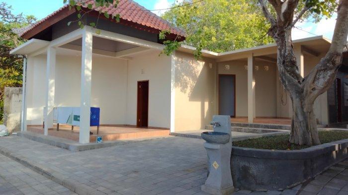 ITDC Kembali Lakukan Penataan Area Usaha Kelompok UKM di Kawasan The Nusa Dua