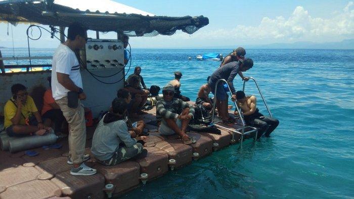Tohir Hilang Saat Menyelam di Nusa Penida, Nasibnya Masih Misterius