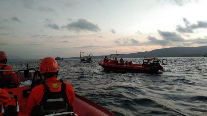 BREAKING NEWS 11 Korban KMP Yunice Masih Dalam Pencarian Tim SAR Gabungan