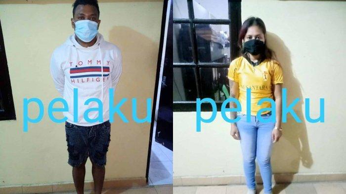 Pencurian Mobil Box Berisi Miras di Denpasar, Polisi Ringkus Pelaku Berstatus Pasangan Selingkuh