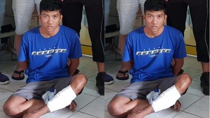 Maling di 7 Rumah Mewah di Surabaya & Sempat Terekam CCTV hingga Viral, Pria Ini Diciduk di Bali