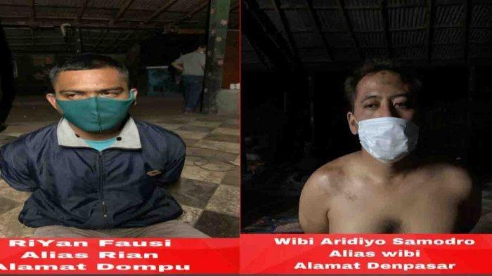 Mantan Security Hotel Selundupkan Motor Curian, Tertangkap Dekat Pelabuhan Padangbai Karangasem Bali