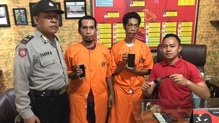 Hendak Jual HP Curian di Jalan Pidada, Karman Diringkus Polsek Denbar
