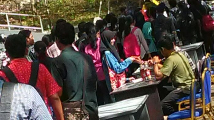 Student Day Unud sebagai Syarat Wisuda