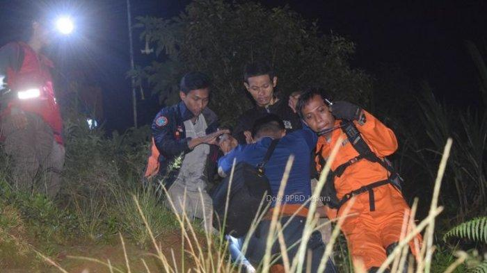 Nazar Tinggal di Gunung Muria Selama 40 Hari, Pria ini Ditemukan dalam Kondisi Memprihatinkan