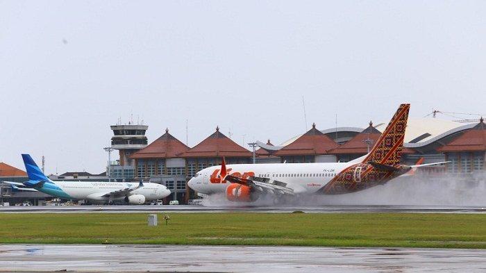 Tercatat 260 Penerbangan Rute Denpasar-China Tidak Beroperasi Sejak 5 Februari 2020 Lalu