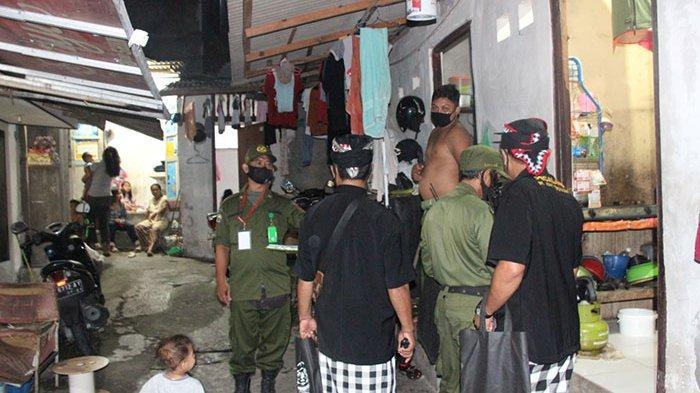 Sidak Duktang, 33 KK Tak Melapor ke Desa Dauh Puri Kaja Denpasar