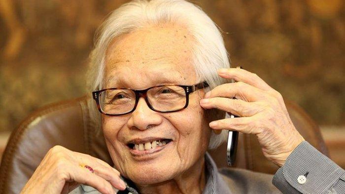 Jakob Oetama Wafat, TNI AU dan Wakil Ketua MPR Ucapkan Belasungkawa,