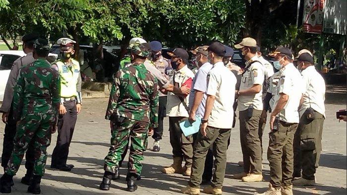 Satgas Covid-19 di Bali Gencarkan Penertiban Prokes Selama PPKM, Kasus Positif Melonjak