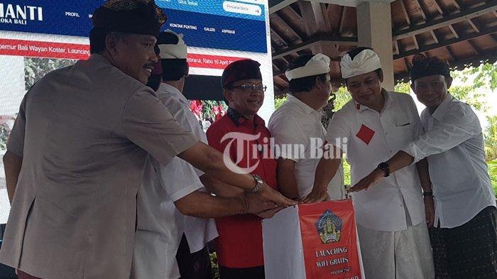 119 Titik di Gianyar Belum Tersentuh Program Wi-Fi Gratis dari Pemprov Bali