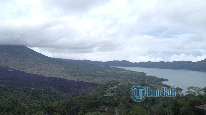 Objek wisata Penelokan di Kintamani