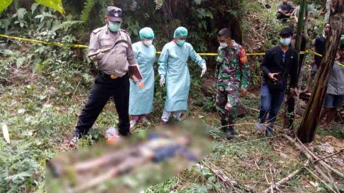 Warga Bau Kawan Karangasem Digegerkan Dengan Temuan Mayat di Dasar Sungai Mati