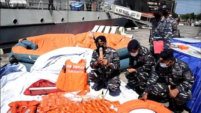 UPDATE: KRI Rigel-933 TNI AL Temukan Titik KMP Yunicee di Dasar Laut