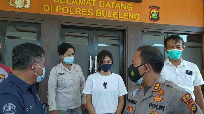 TERKINI Ni Putu RS Pelaku Pembuang Mayat Bayi di Buleleng, Ngaku Takut Ketahuan Hamil di Luar Nikah