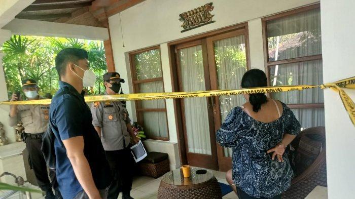 BREAKING NEWS - WNA Australia Ditemukan Meninggal di Sanur Denpasar